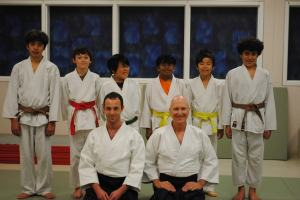 aikido del mar youth class