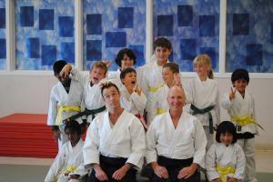 aikido del mar kids class