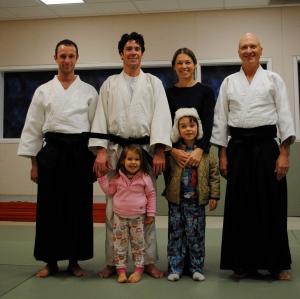 Joe Family Aikido