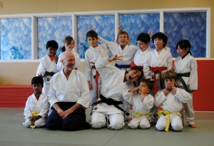 Great job Aikido Del Mar Kids!