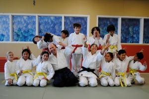 Aikido Del Mar Youth Class -