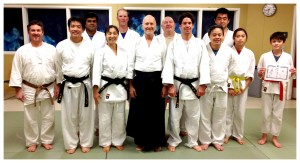 2012 was a great training year for all of us!